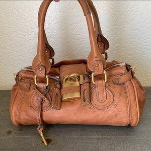 Authentic Chloe Satchel